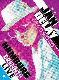 Cover Jan Delay & Disko No. 1 - Hamburg brennt!! Live [DVD]